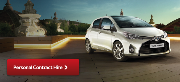 Toyota Personal Contract Hire