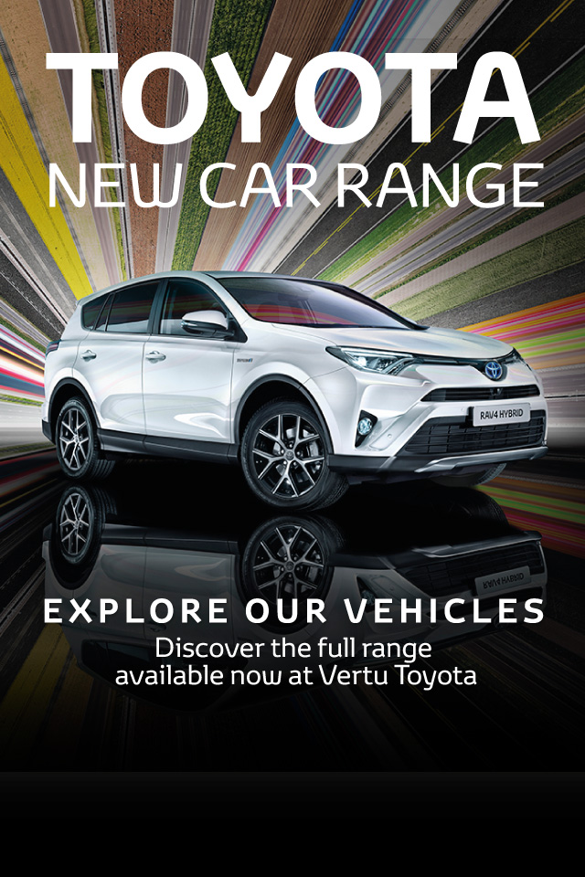 Toyota New Car Explore Range BB