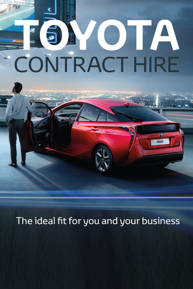 Toyota Business Contract Hire