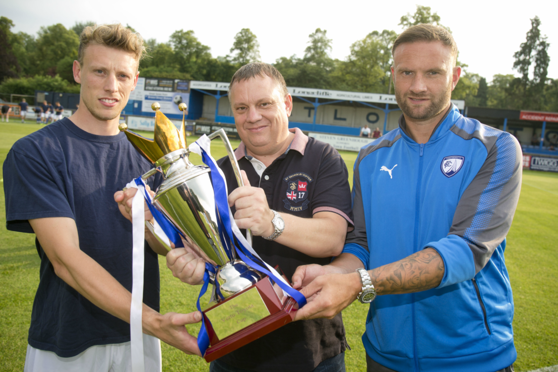 Sponsorship deal with Matlock Town