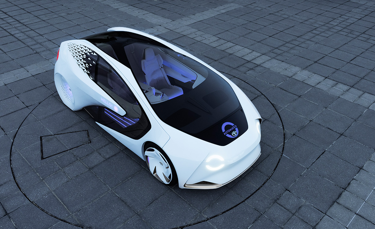 A Vision for the Future: Toyota CONCEPT-i