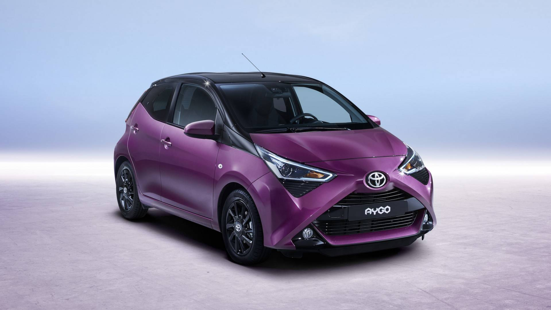 The AYGO 2018