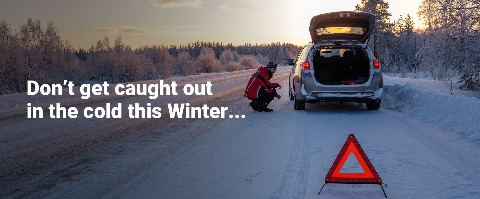 Winter Health Check Landing page BB