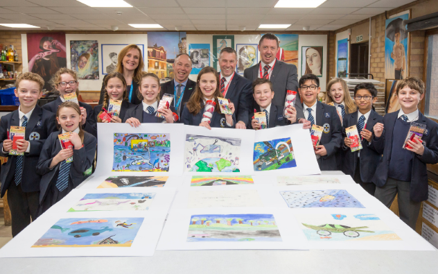 St Mary�s Catholic High School Get Creative