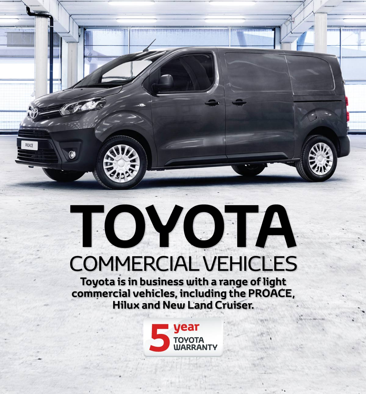 bästa sneakers träffa billigt pris New Toyota Vans for Sale | Toyota Commercials | Vertu Toyota