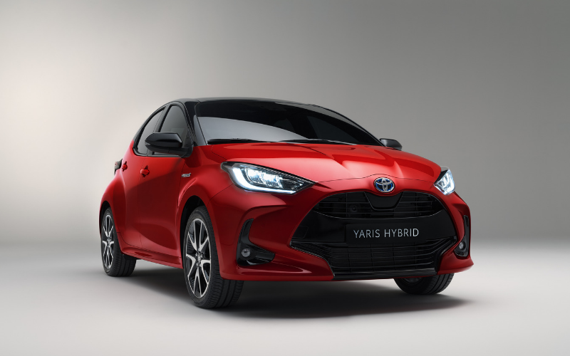 How The New Toyota Yaris Hybrid Is Designed For Everyday Driving