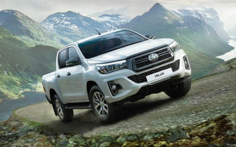 Why The All-New Toyota Hilux Is A Pick-Up Ready For Anything