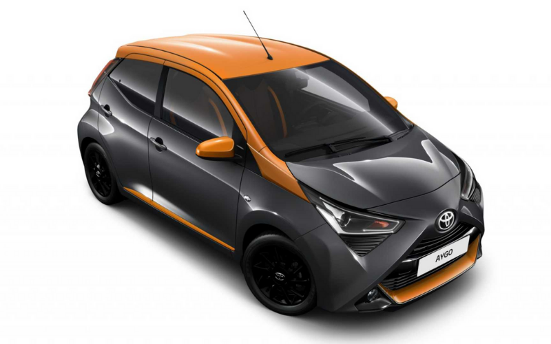 Toyota Tunes Up The 2020 Aygo With New JBL Edition