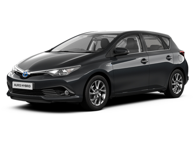 Toyota Auris 1.8 Hybrid Icon Tss 5Dr Cvt [leather] Hybrid Hatchback