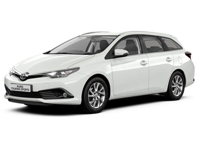 Toyota Auris 1.2T Icon Tss 5Dr Cvt [nav/Leather] Petrol Estate