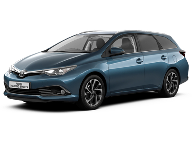 Toyota Auris 1.6 D-4D Design Tss 5Dr [leather/Nav/Pan Roof] Diesel Estate