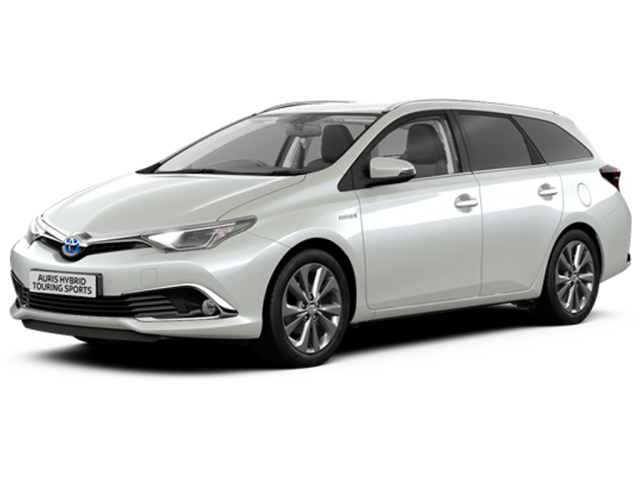 Toyota Auris 1.8 Hybrid Excel Tss 5Dr Cvt [leather] Hybrid Estate