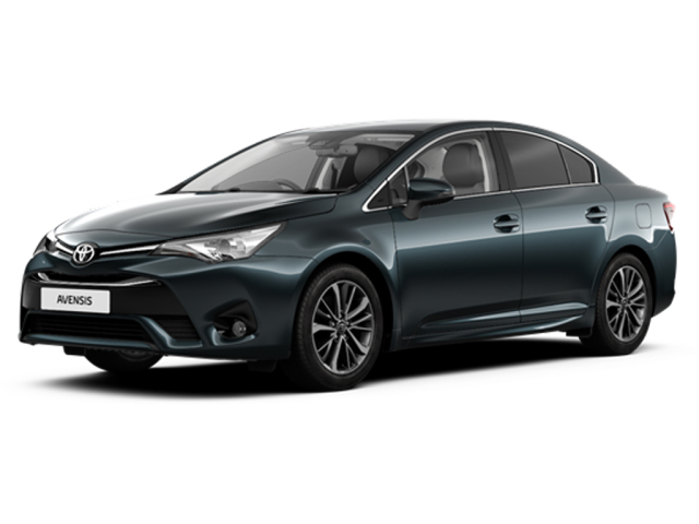 Toyota Avensis 1.6D Business Edition Plus 4Dr Diesel Saloon