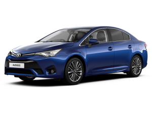 Toyota Avensis 2.0D Excel 4Dr Diesel Saloon