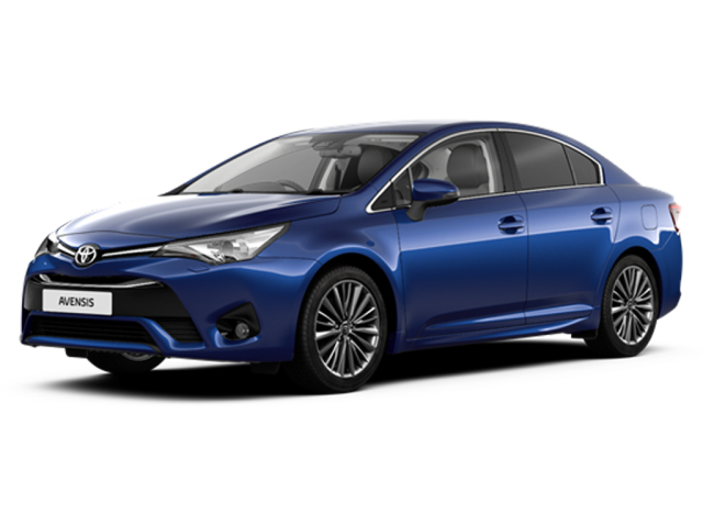 Toyota Avensis 1.8 Excel 4Dr Cvt Auto Petrol Saloon