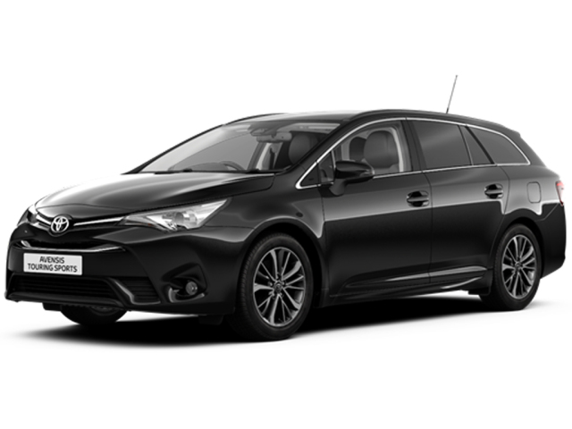 Toyota Avensis 1.8 Business Edition Plus 5Dr Petrol Estate