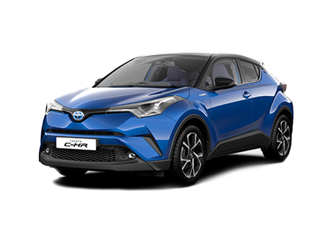 Toyota C-HR 1.2T Design 5Dr Cvt Awd [leather] Petrol Hatchback