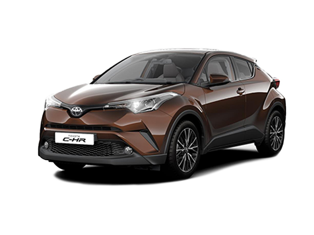 Toyota C-HR 1.2T Excel 5Dr [leather] Petrol Hatchback