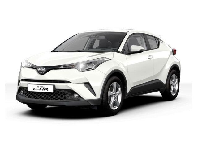 Toyota C-HR 1.2T Icon 5Dr [tech/Nav] Petrol Hatchback