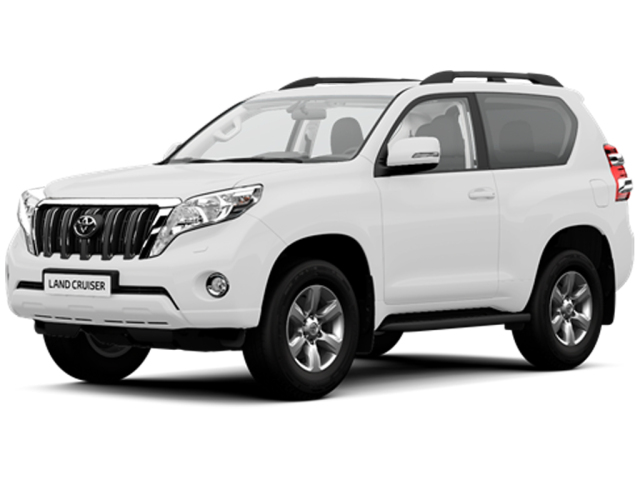 Toyota Land Cruiser 2.8 D-4D Active 3dr Auto 5 Seats Diesel Station Wagon