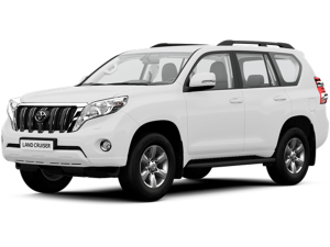 Toyota Land Cruiser 2.8 D-4D Active 5Dr 7 Seats Diesel Station Wagon
