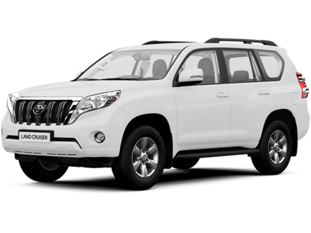 Toyota Land Cruiser 2.8 D-4D Active 5Dr Auto 7 Seats [nav] Diesel Station Wagon
