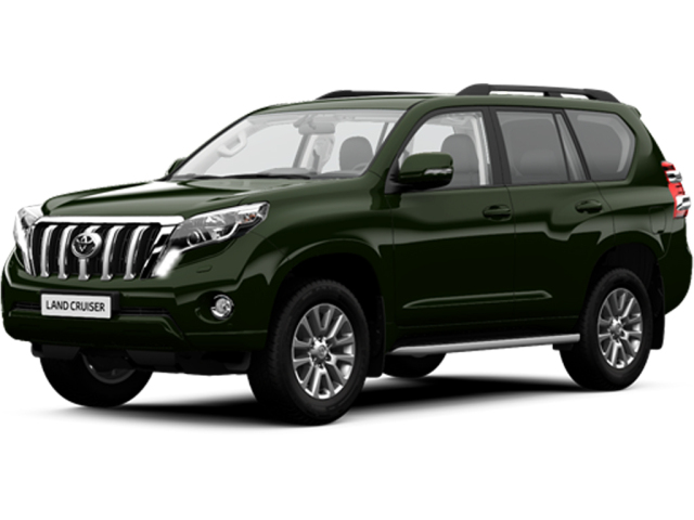 Toyota Land Cruiser 2.8 D-4D Icon 5dr Auto 7 Seats Diesel Station Wagon