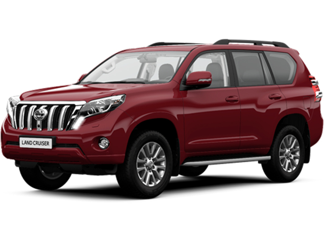 Toyota Land Cruiser 2.8 D-4D Invincible 5dr Auto 7 Seats [Sunroof] Diesel Station Wagon