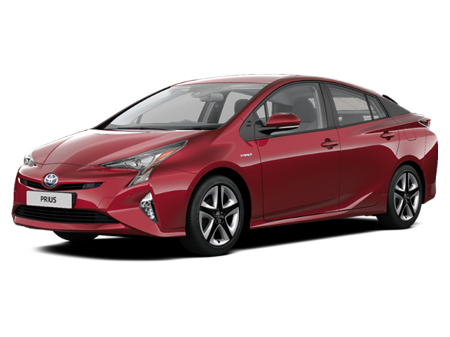 Toyota Prius 1.8 Vvti Business Ed Plus 5Dr Cvt [15 Inch Alloy] Hybrid Hatchback