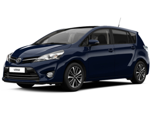 Toyota Verso 1.8 V-Matic Design Leather 5Dr M-Drive S Petrol Estate