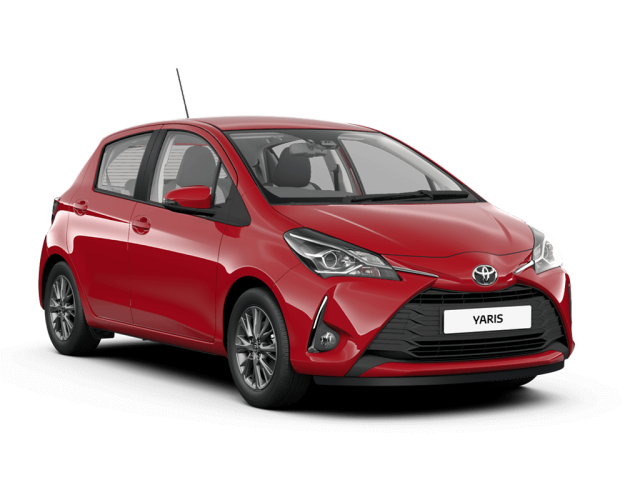Toyota Yaris 1.0 Vvt-I Icon Tech 5Dr Petrol Hatchback