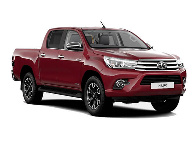 Toyota Hilux Diesel Invincible X D/Cab Pick Up 2.4 D-4D Auto