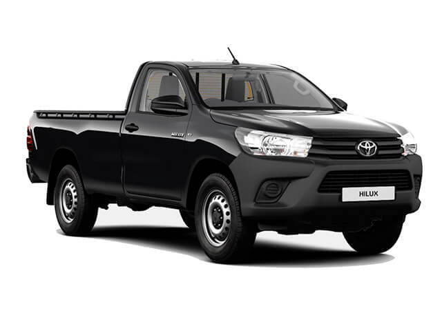 Toyota Hilux Diesel Active Pick Up 2.4 D-4D TSS