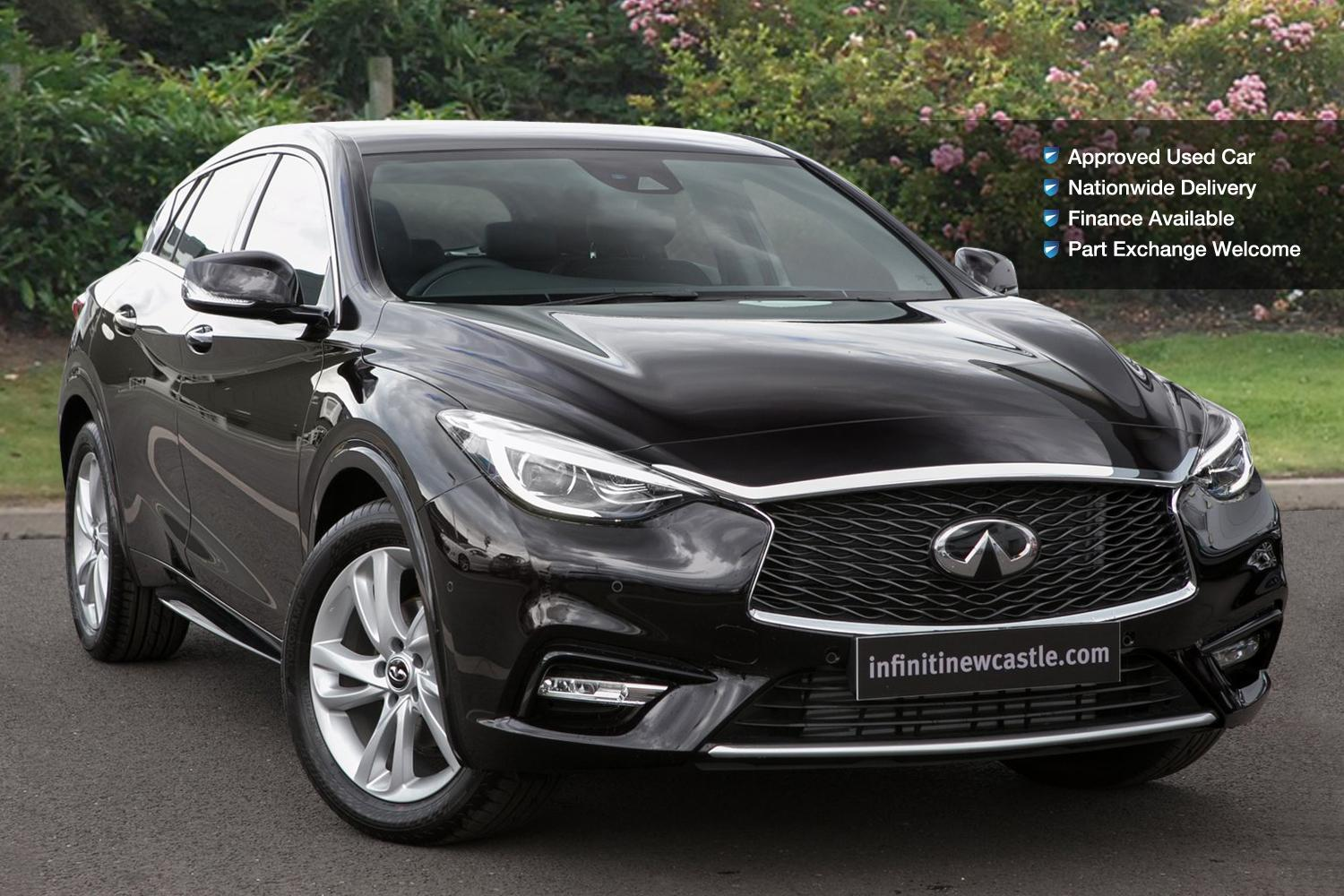 used infiniti q30 1 5d premium tech 5dr diesel hatchback. Black Bedroom Furniture Sets. Home Design Ideas
