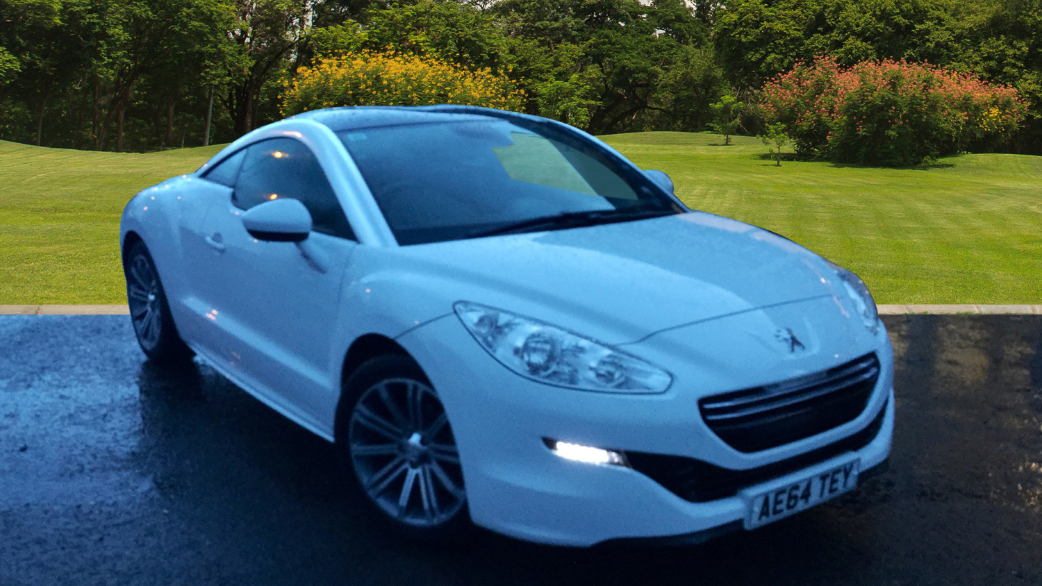 used peugeot rcz 2 0 hdi sport 2dr diesel coupe for sale. Black Bedroom Furniture Sets. Home Design Ideas