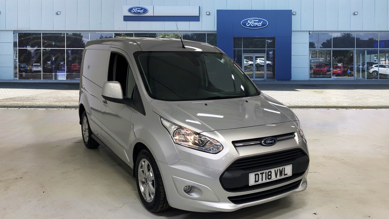 9e83e755c7 Used Ford Transit Connect 200 L1 Diesel 1.5 Ecoblue 120Ps Limited ...