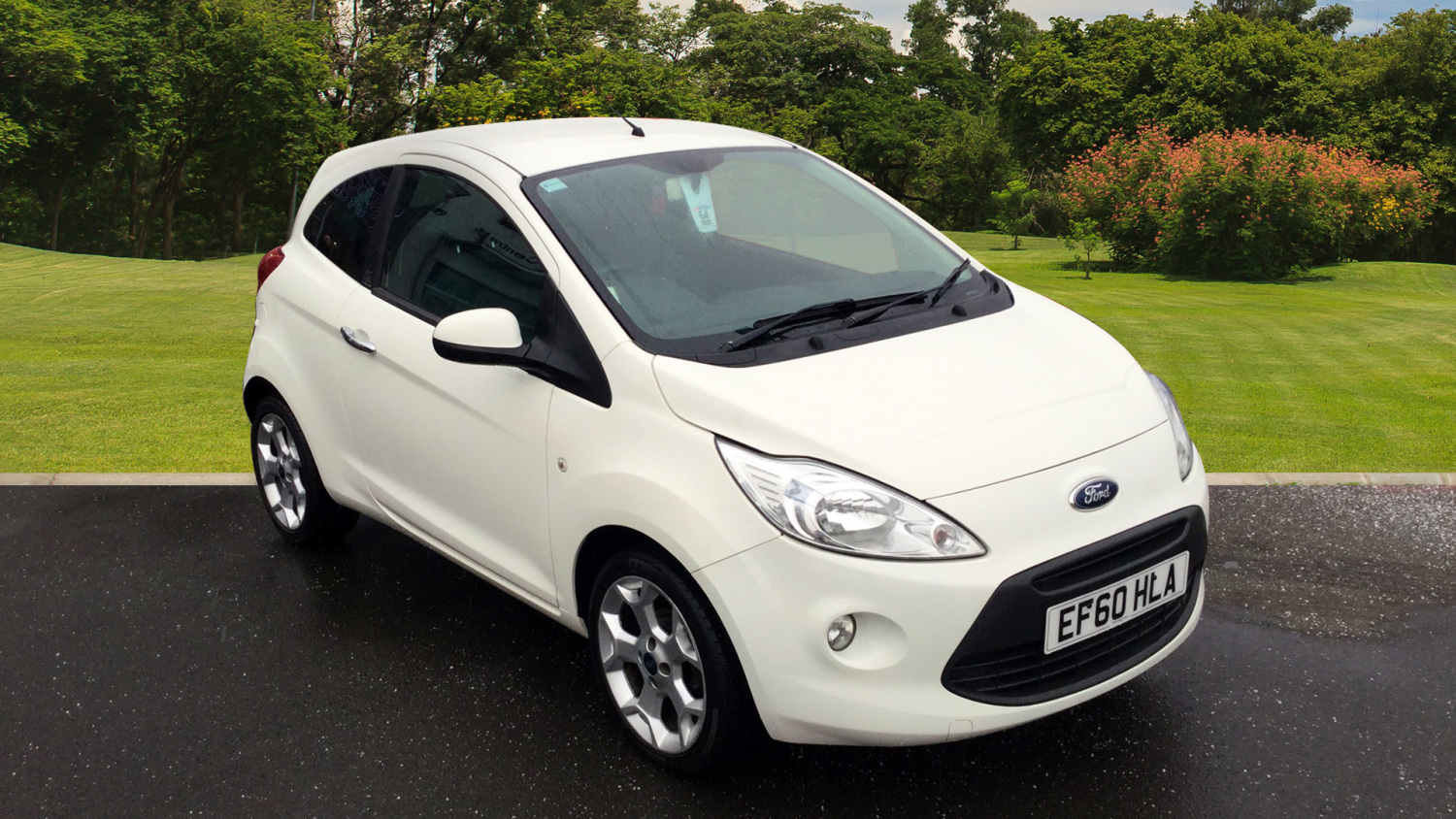used ford ka 1 3 tdci titanium 3dr diesel hatchback for sale vertu toyota. Black Bedroom Furniture Sets. Home Design Ideas