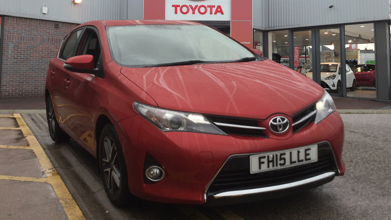 Toyota Auris 1.6 V-Matic Icon+ 5dr Petrol Hatchback
