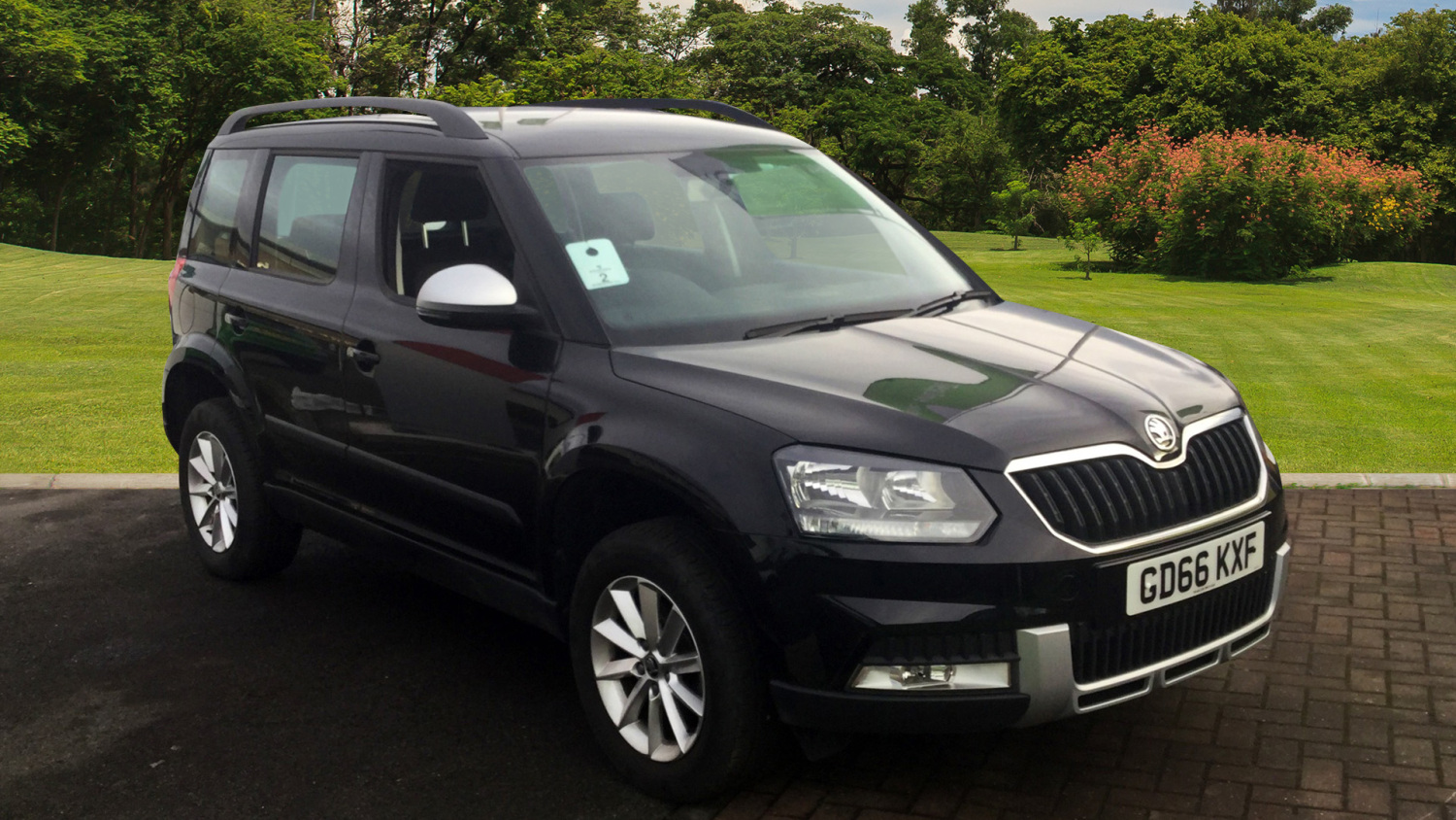 used skoda yeti outdoor 2 0 tdi cr s 4x4 5dr diesel estate for sale vertu toyota. Black Bedroom Furniture Sets. Home Design Ideas