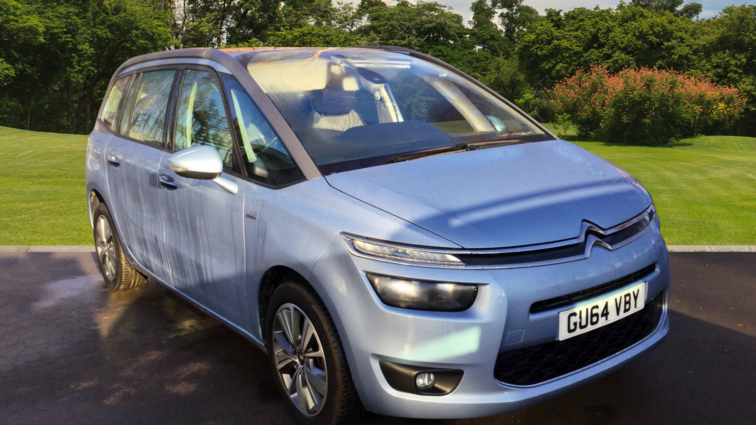 used citroen grand c4 picasso 1 6 e hdi 115 airdream exclusive 5dr diesel estate for sale. Black Bedroom Furniture Sets. Home Design Ideas