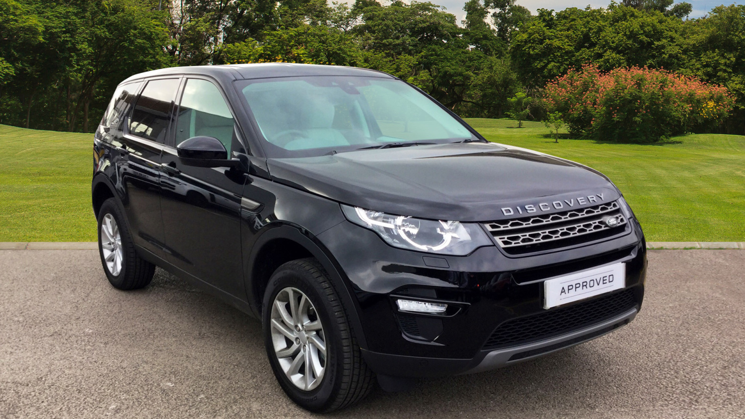 used land rover discovery sport 2 0 td4 180 se 5dr diesel. Black Bedroom Furniture Sets. Home Design Ideas