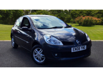 Renault Clio 1.2 Tce Expression 3Dr Petrol Hatchback